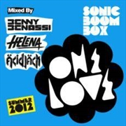 OneLove: Sonic Boom Box Summer 2012 | CD