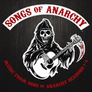 Songs Of Anarchy: Music From Seasons 1-4 | CD