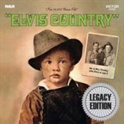 Elvis Country: Legacy Edition | CD