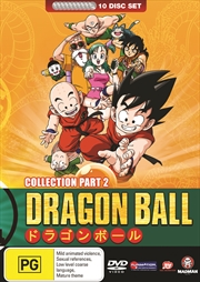 Dragon Ball; Complete Collection Part 2 (Sagas 7-11)