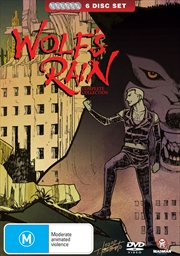 Wolf's Rain; Complete Collection | DVD
