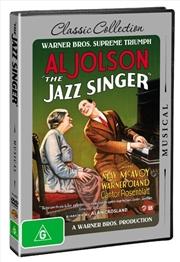 Jazz Singer | DVD