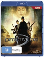 Detective Dee and the Mystery of the Phantom Flame | Blu-ray