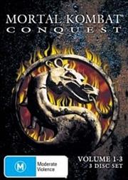 Mortal Kombat: Conquest; V1-3