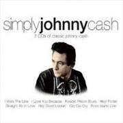 Simply Johnny Cash | CD