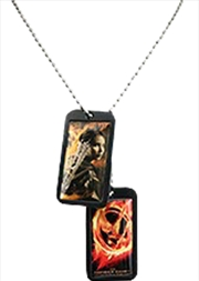 Epoxy Dog Tags Katniss | Merchandise