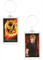 Keychain Lucite Peeta | Merchandise