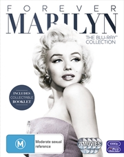 Forever Marilyn: Blu-Ray Collection