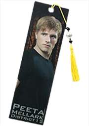 Peeta Bookmark