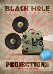Projections: The Music Videos (Black Hole Recordings) | DVD