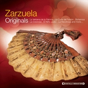 Originals: Zarzuela (Import) | CD