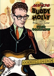Music Of Buddy Holly (Arranged for Fingerstyle Guitar) | DVD