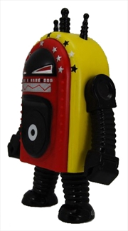 Yellow Juke Bot Figurine Toy | Merchandise