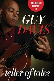 Guitar Artistry Of Guy Davis | DVD