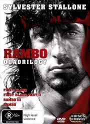 Rambo 1-4 | DVD