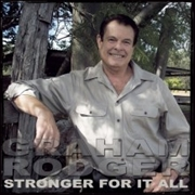 Stronger For It All | CD