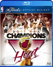 NBA: Miami Heat 2012 Champions