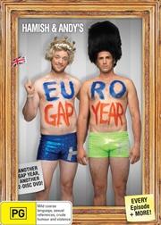 Hamish And Andy's Euro Gap Year