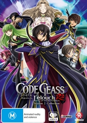 Code Geass: Lelouch of the Rebellion; R2 Collection