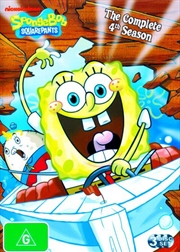Spongebob Squarepants; S4