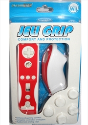 Dreamgear NWI Jeli Grip With Cap | Wii
