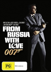 From Russia With Love (007)
