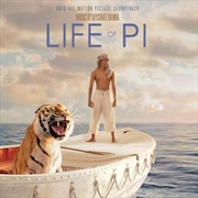Life Of Pi | CD