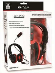 4GAMERS Comm-Play Stereo Gaming Headset | PlayStation 3