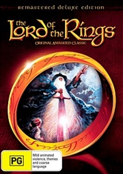 Lord Of The Rings: Deluxe Animated Edition