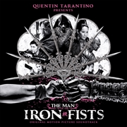 Man With The Iron Fists | CD