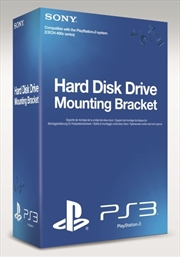 Hard Drive Mounting Bracket | Games