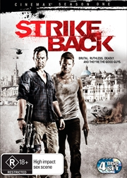 Strike Back - Season 1 | DVD