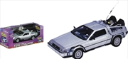1:24 Scale Die Cast Delorean - Back to the Future 1 | Merchandise