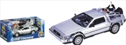 1:24 Scale Die Cast Delorean - Back to the Future 2 | Merchandise
