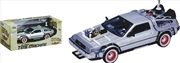 1:24 Scale Die Cast Delorean - Back to the Future 3 | Merchandise