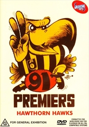 AFL Premiers 1991: Hawthorn | DVD