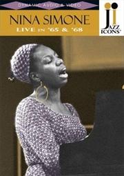 Jazz Icons: Nina Simone Live