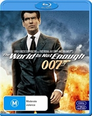 World Is Not Enough (007) | Blu-ray