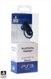 Mono Bluetooth Headset Black | Games
