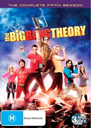 Big Bang Theory - Season 5, The | DVD