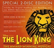 Lion King: Original Broadway Cast Recording (Import) | CD