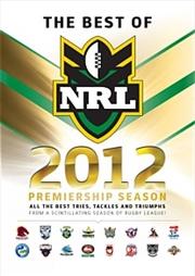 NRL Best Of 2012 Premiership Season | DVD