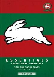 NRL Essentials: South Sydney Rabbitohs | DVD