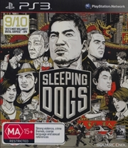Sleeping Dogs | PlayStation 3