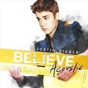 Believe Acoustic | CD