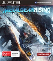 Metal Gear Rising: Revengeance | PlayStation 3