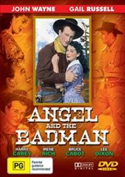 Angel & The Badman | DVD