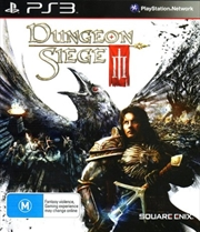 Dungeon Siege 3 | PlayStation 3