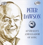 Australia's Ambassador of Song | CD