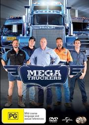 Megatruckers; S1 | DVD